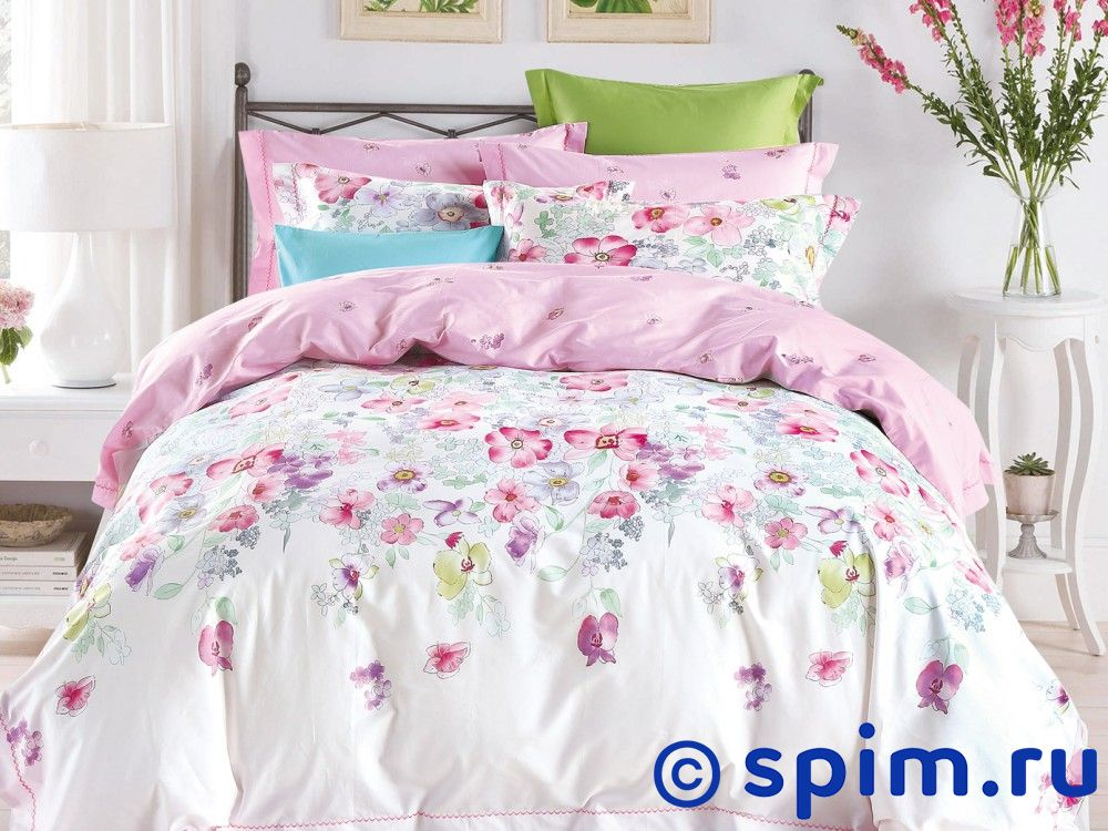 Постельное белье Asabella 990 1.5 спальное