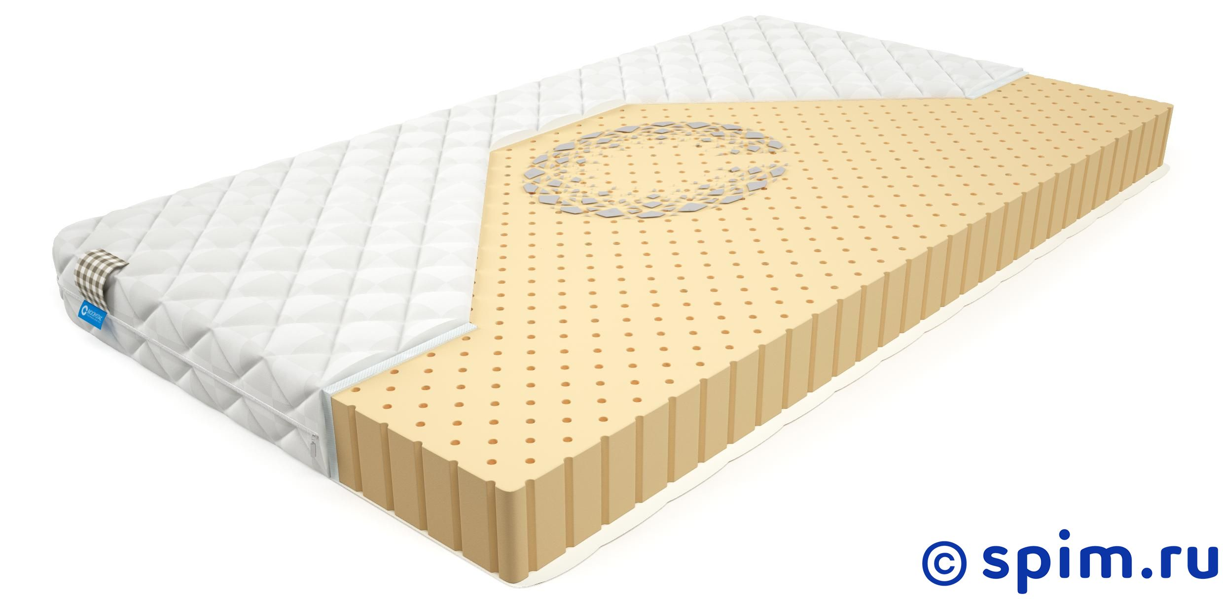 Матрас Mr.Mattress Foxton L 160х195 см  - Купить