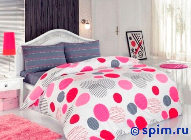 Постельное белье Cotton Life Ekinos (50х70 см) 1.5 спальное restline подушка cotton 50 70