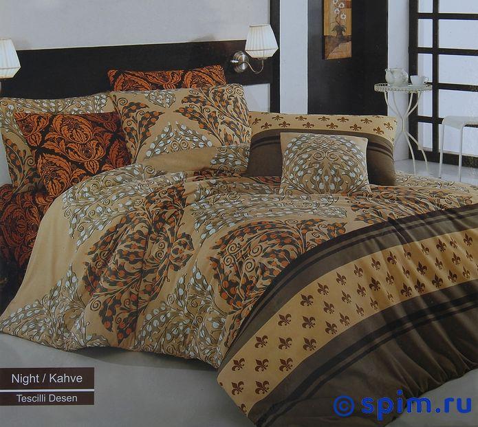 Постельное белье Cotton Life Night (50х70 см) Евро-стандарт restline подушка cotton 50 70