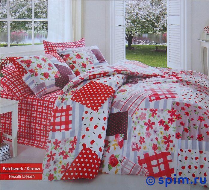 Постельное белье Cotton Life Patchwork (70х70 см) 1.5 спальное turstandart 70х70