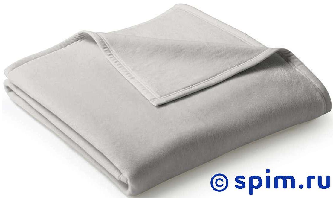 Фото #1: Плед Biederlack Uno Cotton Silber 220х240 см