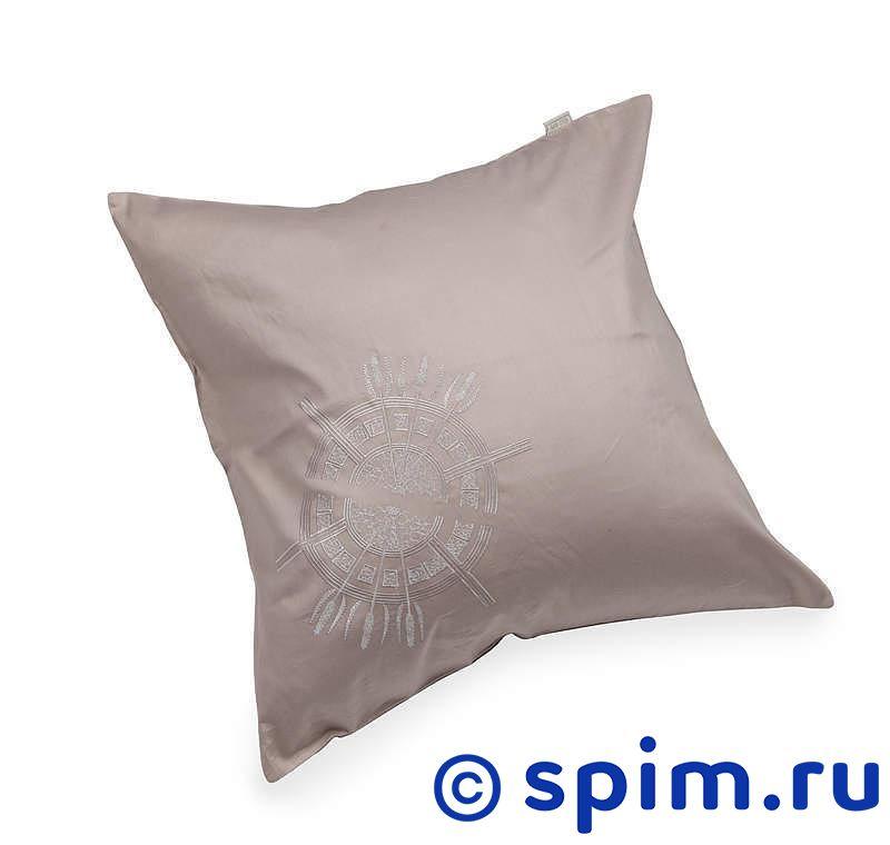 Постельное белье Helgi Home Роял Солтворкс, кремневый серый Двуспальное