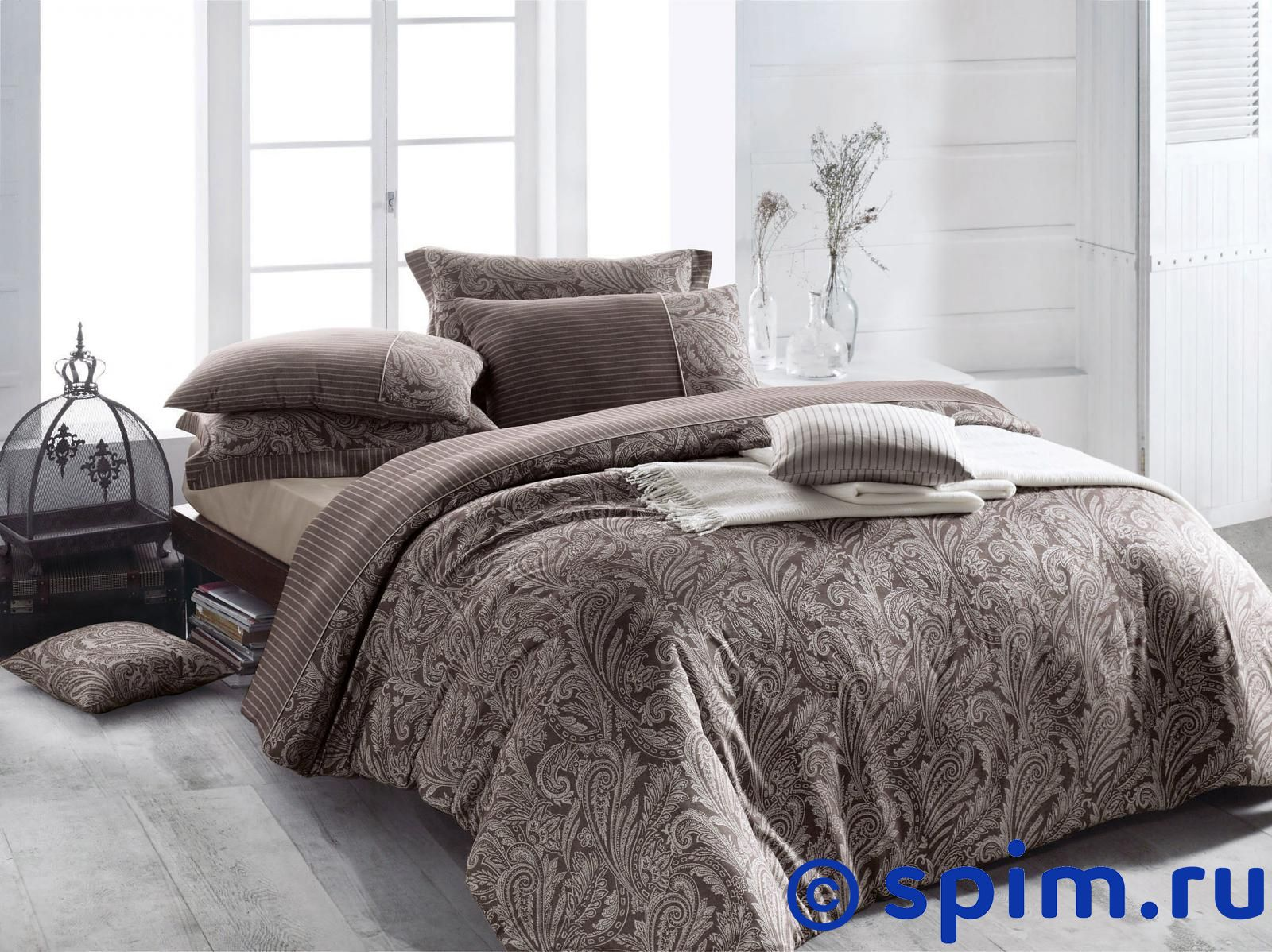 Постельное белье Issimo Sheridan Евро-стандарт постельное белье issimo soho евро стандарт