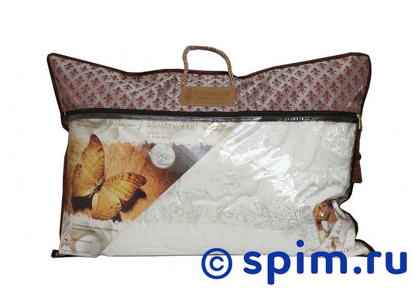 Подушка Kazanov.a. Luxury Мulberry Silk 70 от spim.ru