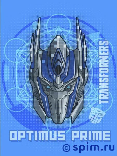 Плед Disney Transformers Optimus Prime