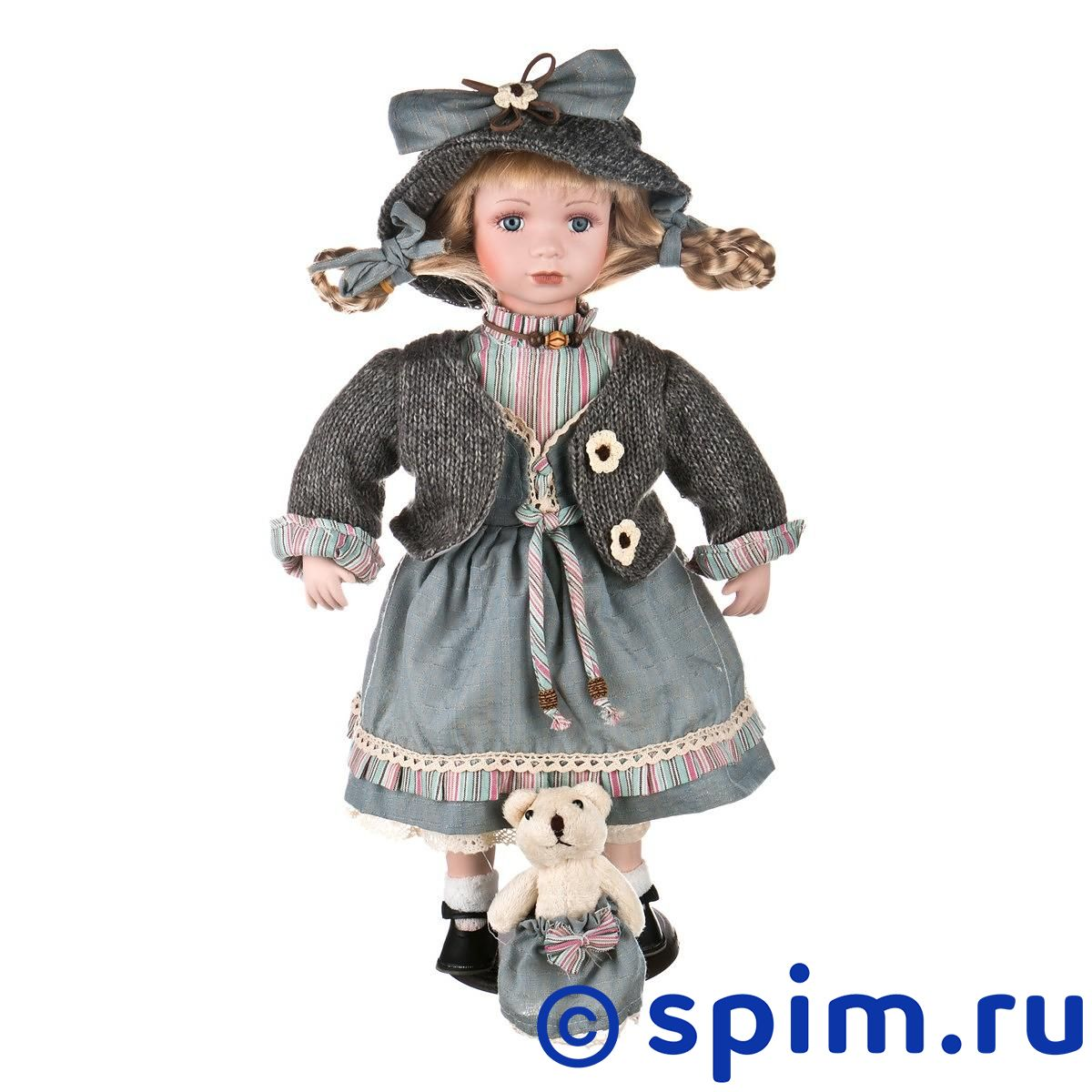 Фарфоровая кукла 346-192