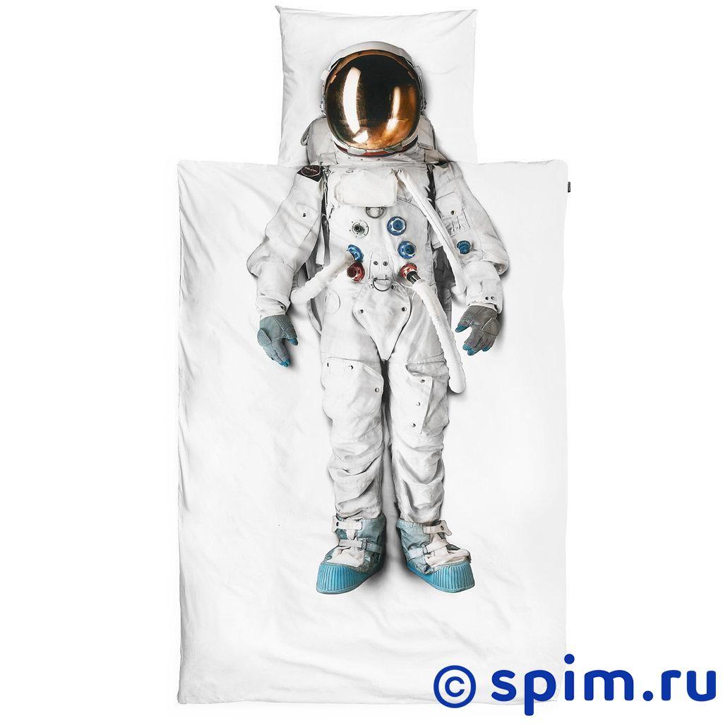 Постельное белье Snurk Астронавт 1.5 спальное