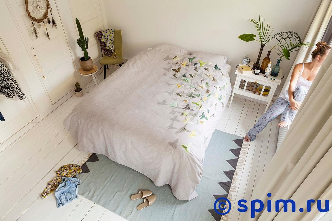 Постельное белье Snurk Бабочки 1.5 спальное
