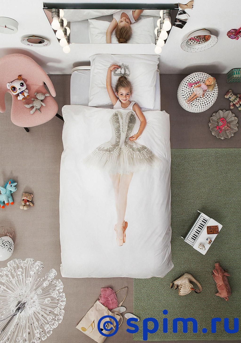 Постельное белье Snurk Балерина 1.5 спальное