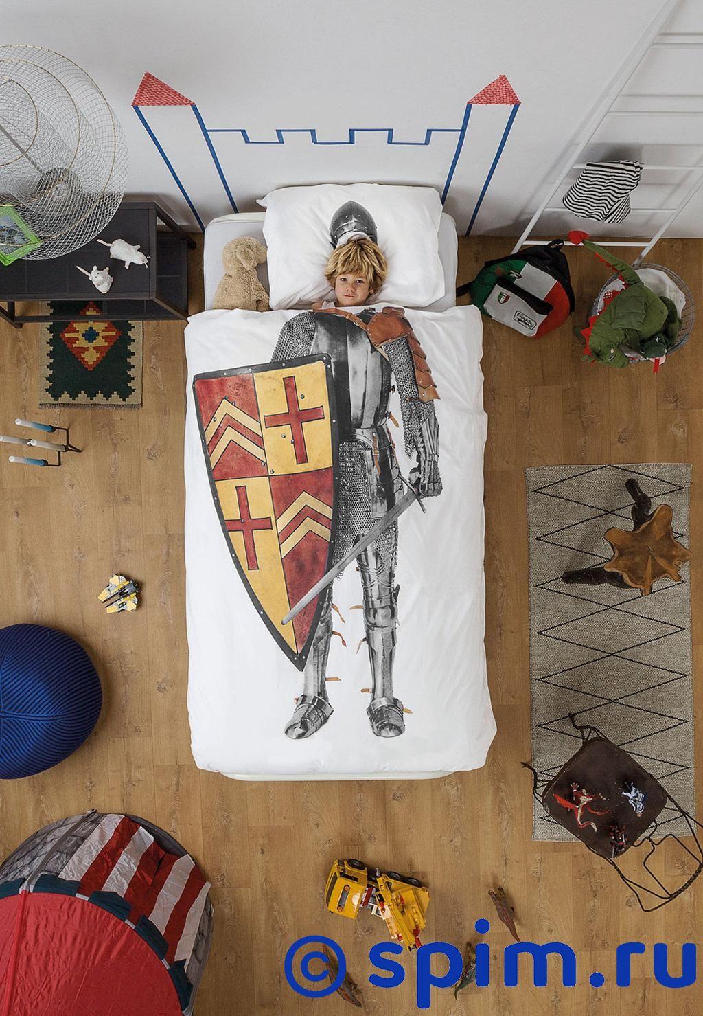 где купить Постельное белье Snurk Рыцарь 1.5 спальное по лучшей цене