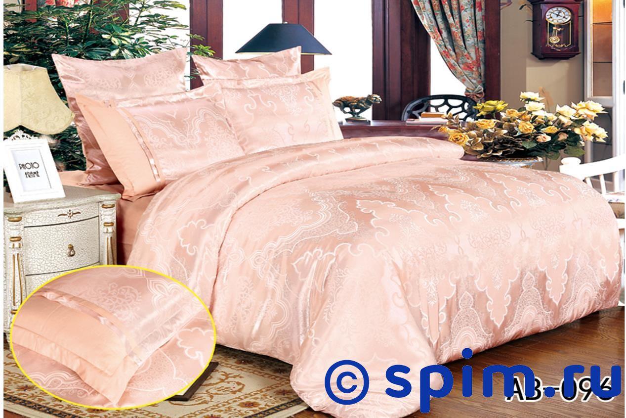 Постельное белье KingSilk-Arlet Ab-096 Евро-стандарт постельное белье kingsilk arlet ac 008 евро стандарт
