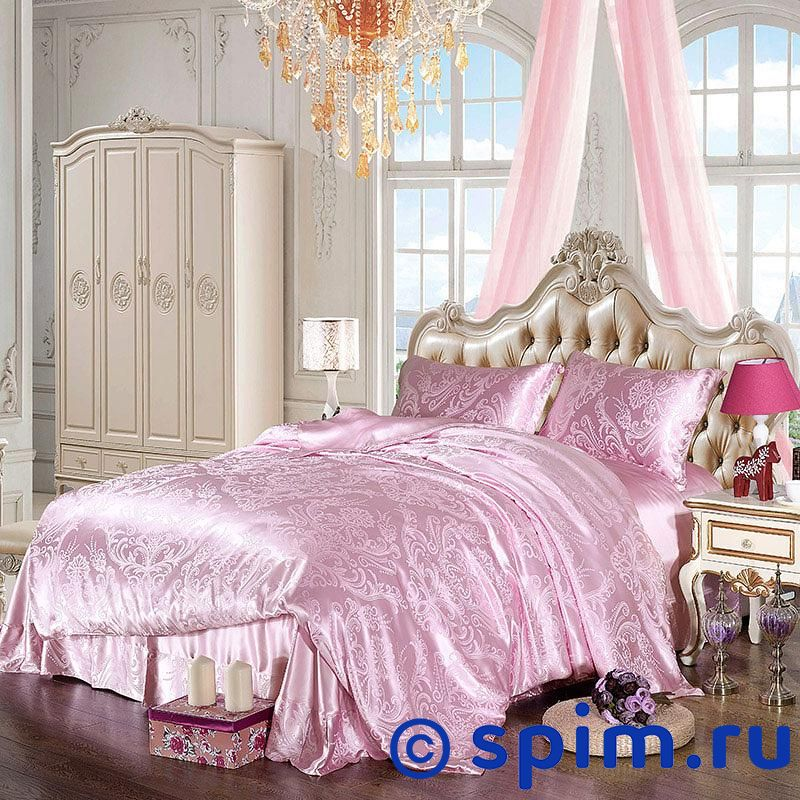 Постельное белье Luxe Dream Касабланка Евро-стандарт
