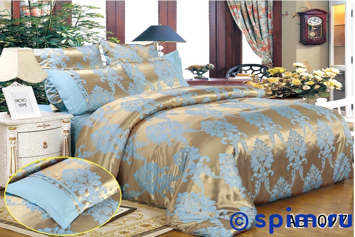 Постельное белье KingSilk-Arlet Ab-097 Евро-стандарт постельное белье kingsilk arlet ac 008 евро стандарт
