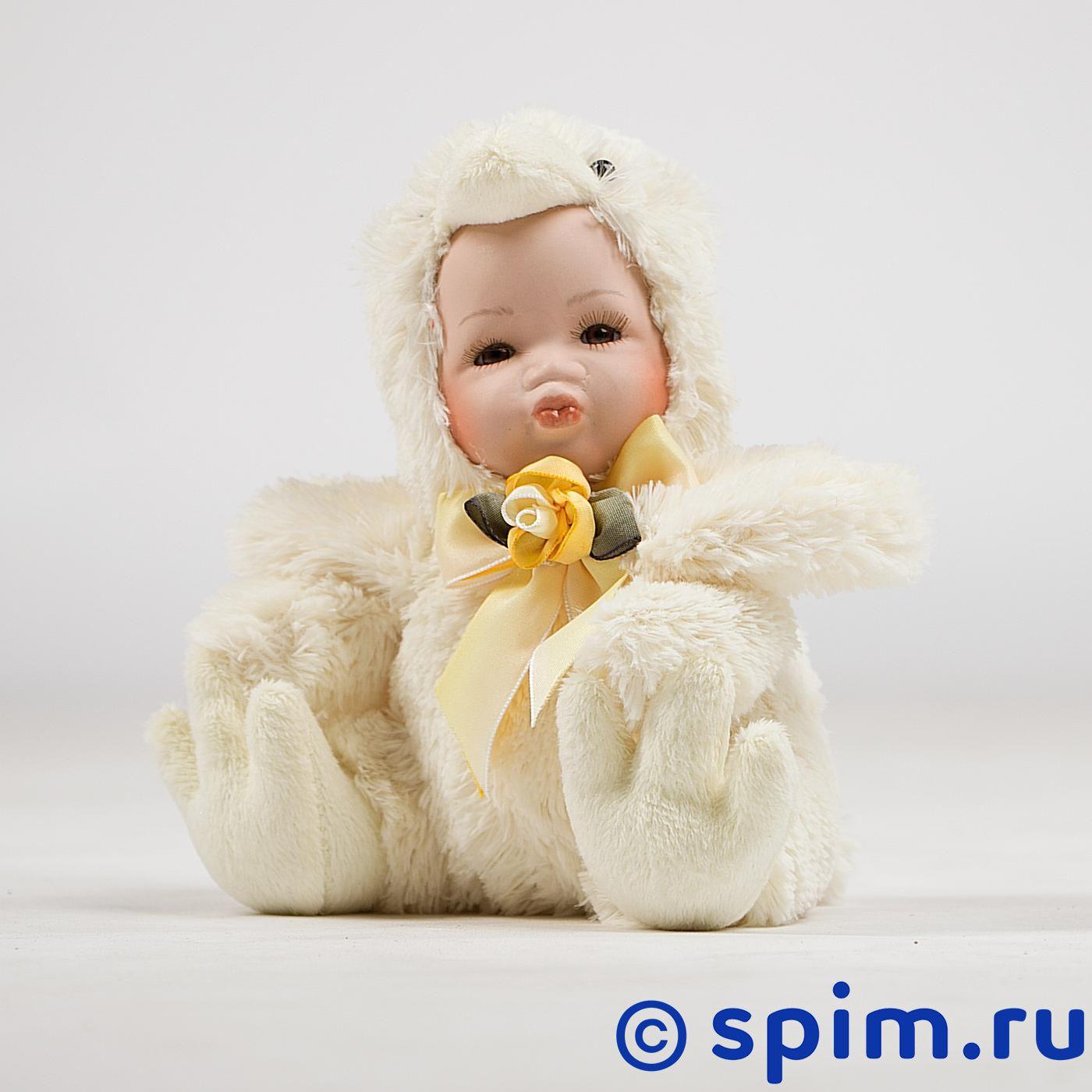 Интерьерная кукла Estro C21-108053 мягкие игрушки estro совёнк подмигивающий