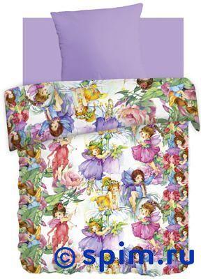 Постельное белье Цветочные феи непоседа постельное белье ёжики 3 пред бязь непоседа