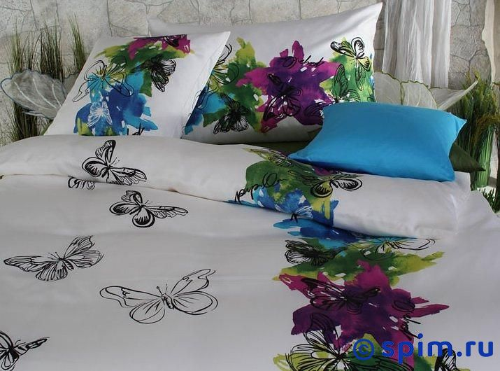 Постельное белье Johann Hefel Papillon 1.5 спальное постельное белье johann hefel uni евро стандарт