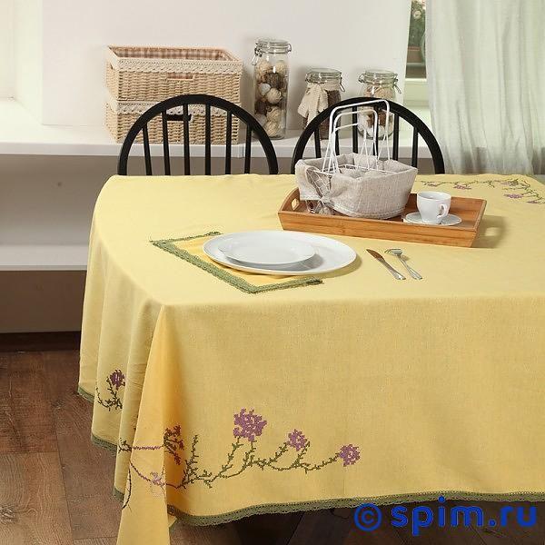 Комплект столового белья Helgi Home Прованс декоративная подушка на стул helgi home аромат пиона