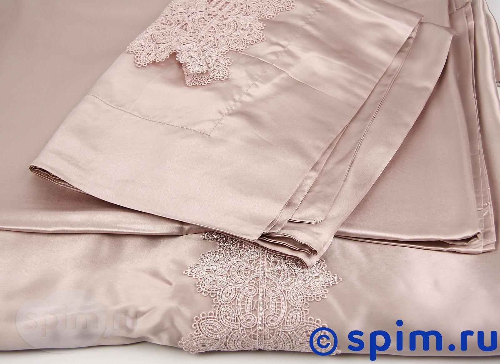 Постельное белье Silkline Pudra Евро-стандарт постельное белье luxe dream шоколад евро стандарт