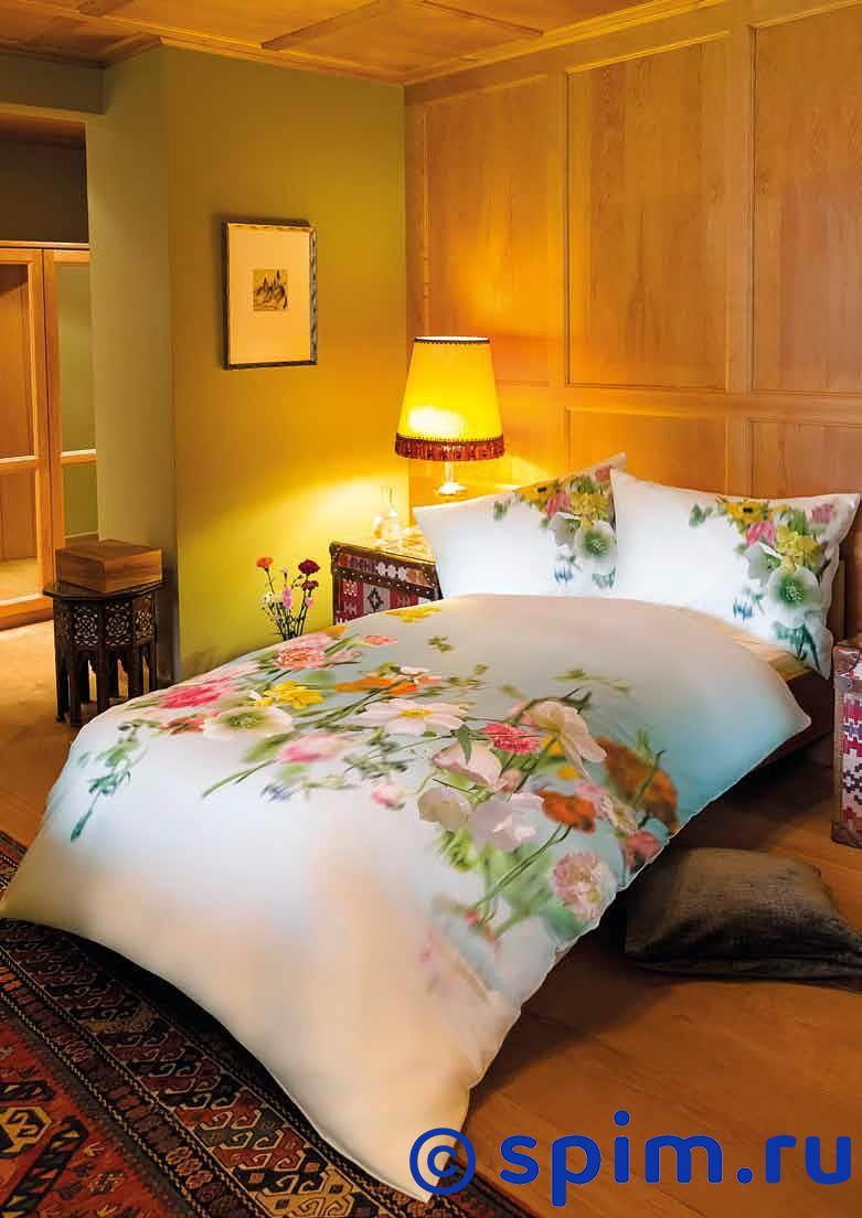 Постельное белье Johann Hefel Flying Flowers Евро-стандарт постельное белье johann hefel uni евро стандарт