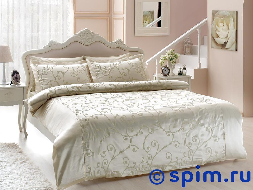 Шелковое постельное белье Tivolyo Asmara euro-standart