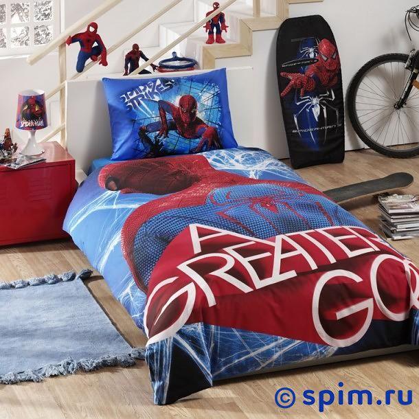 Постельное белье Spiderman Strikes