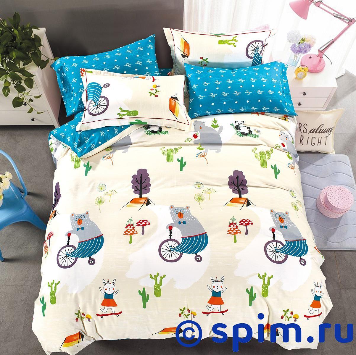 Купить Постельное белье Asabella 910-4S 1.5 спальное