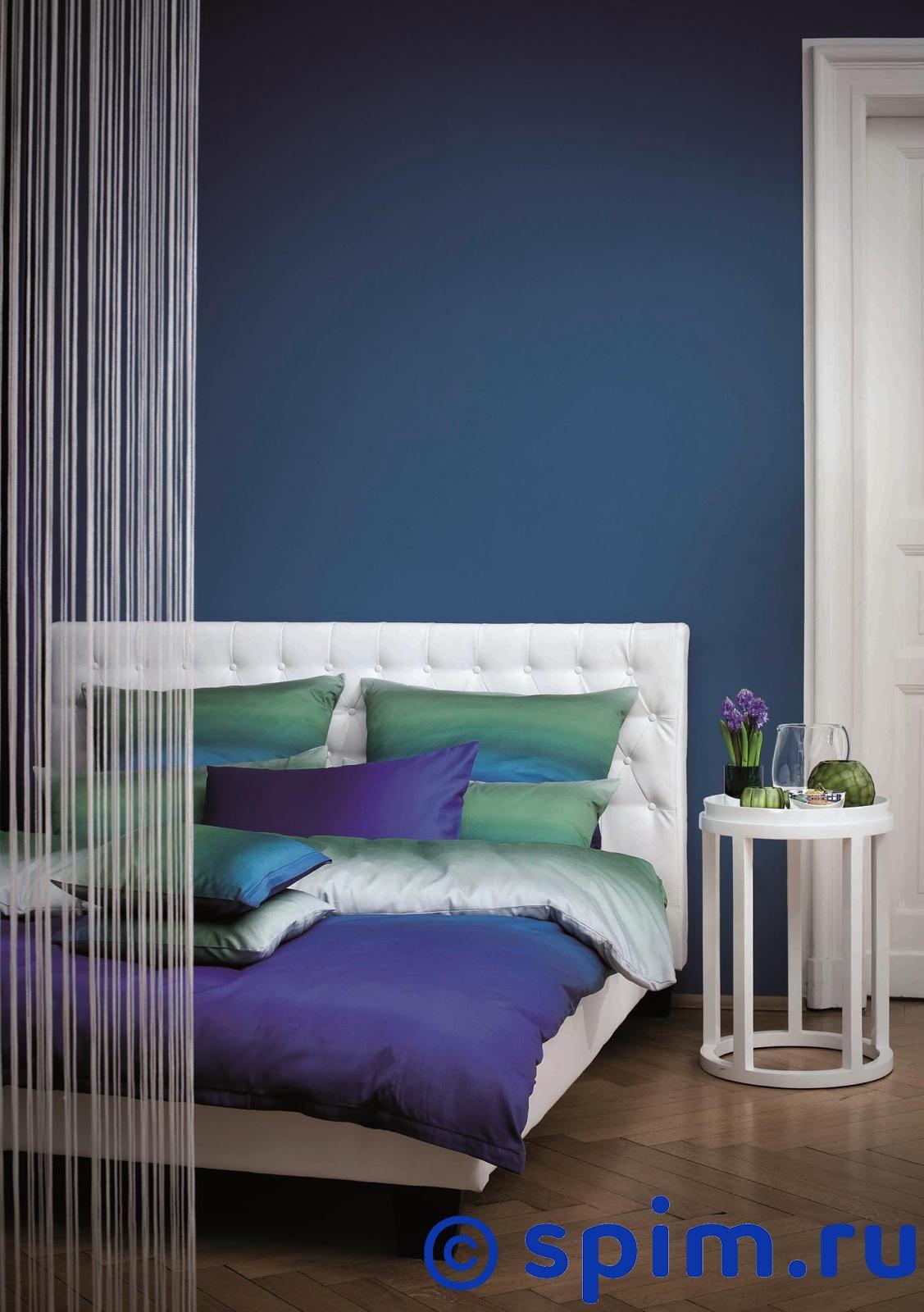 Постельное белье Escada Degrade Blue Евро-стандарт