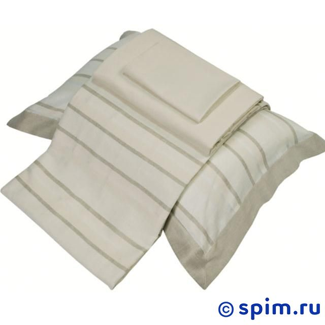 Постельное белье Hamam Hanim Striped Евро-макси