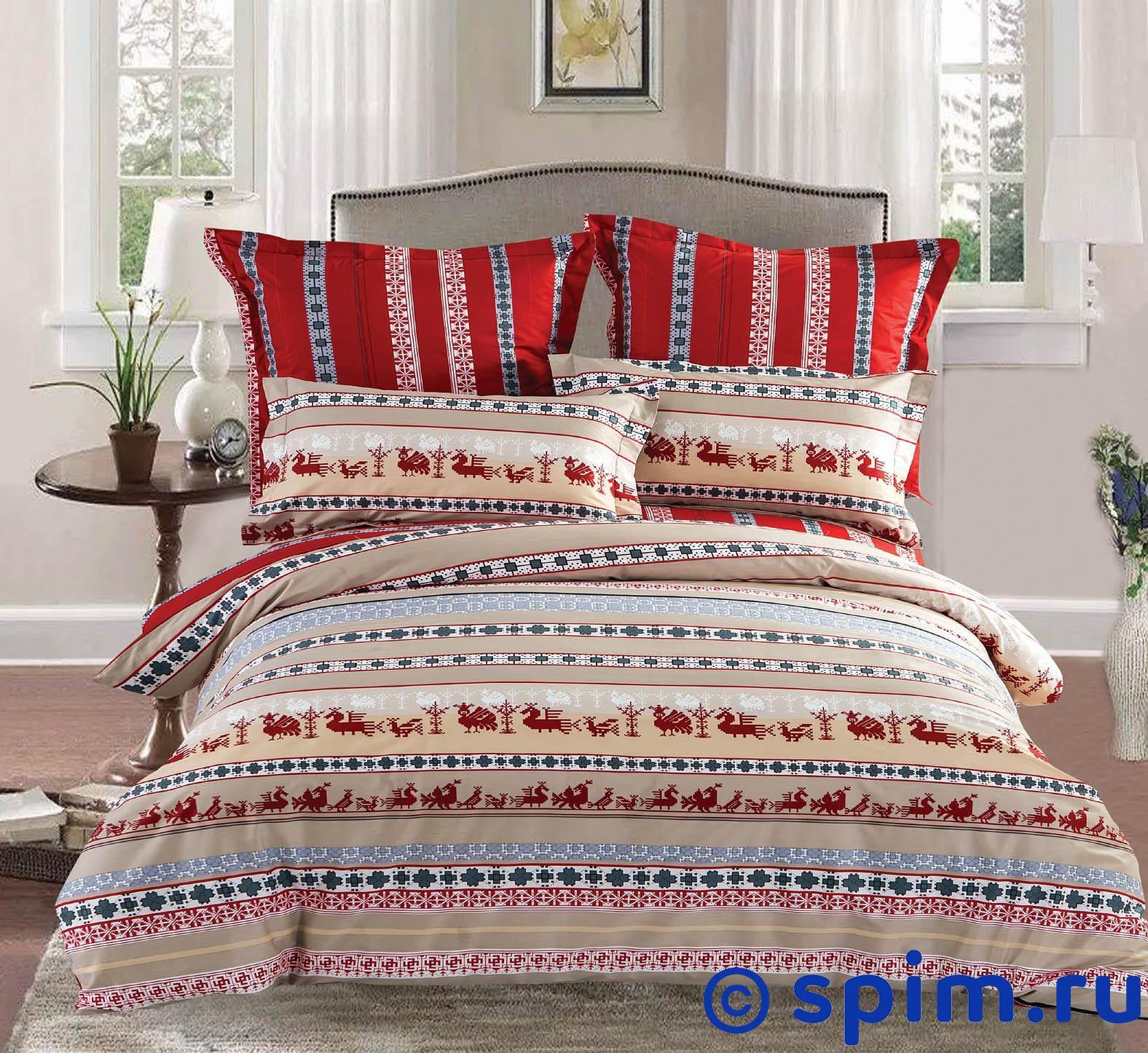 Постельное белье СайлиД В163 1.5 спальное