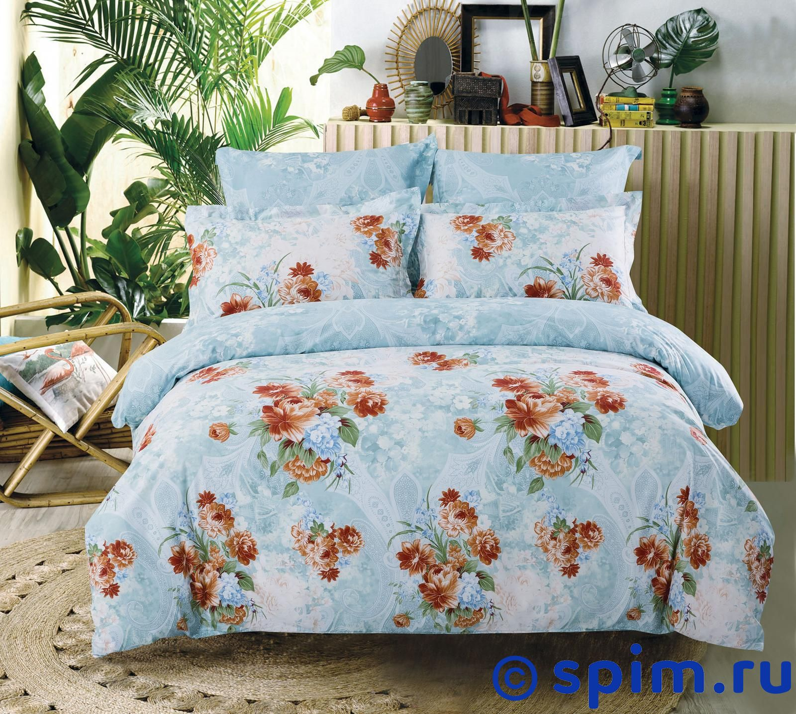 Постельное белье СайлиД В166 1.5 спальное