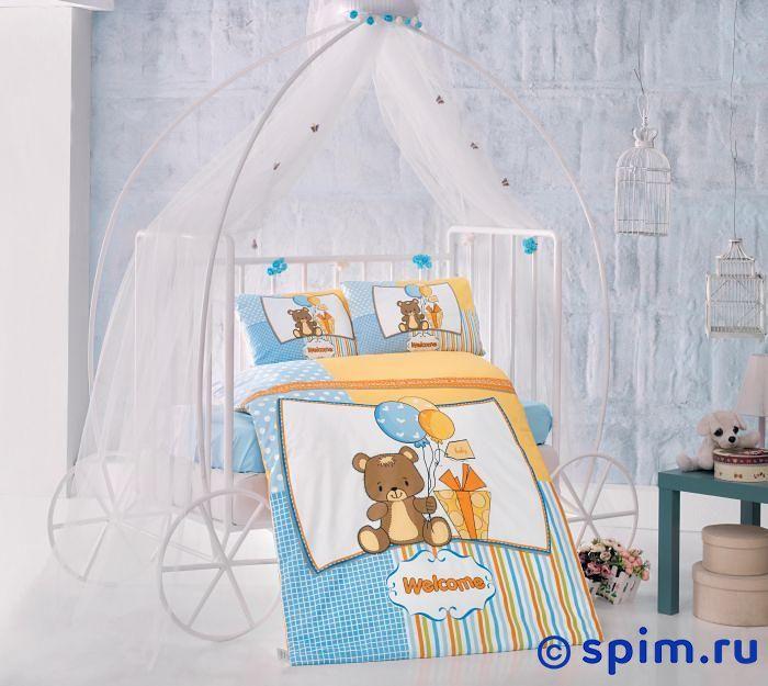 Детский комплект Clasy Sweet Bear детский комплект luxberry sweet life простыня без резинки