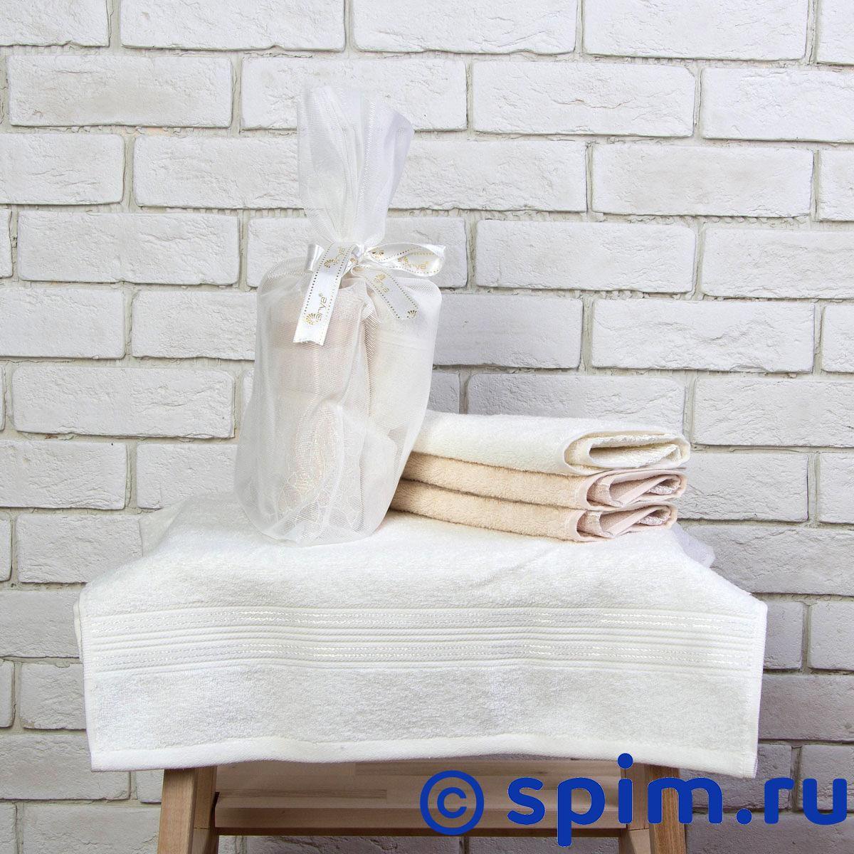 Набор из 3-х полотенец Arya Hayal 30х50 см фартук arya 4 пр bread 1025576