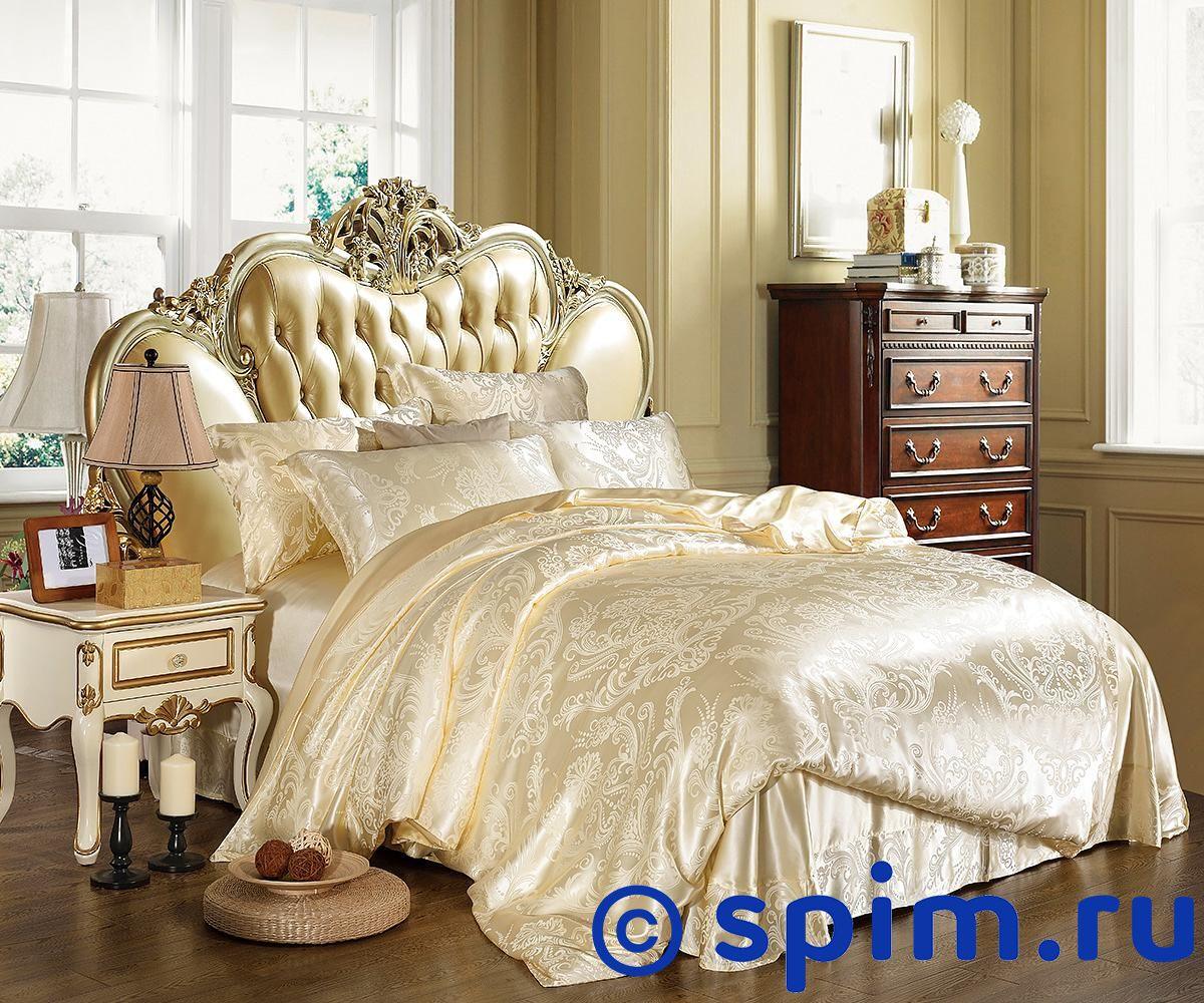 Постельное белье Luxe Dream Лоретт Семейное постельное белье luxe dream шоколад евро стандарт
