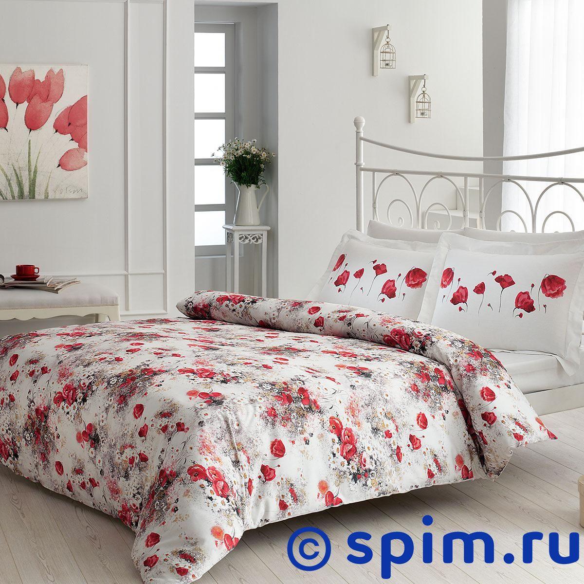 Постельное белье Tivolyo Delux Laila 1.5 спальное