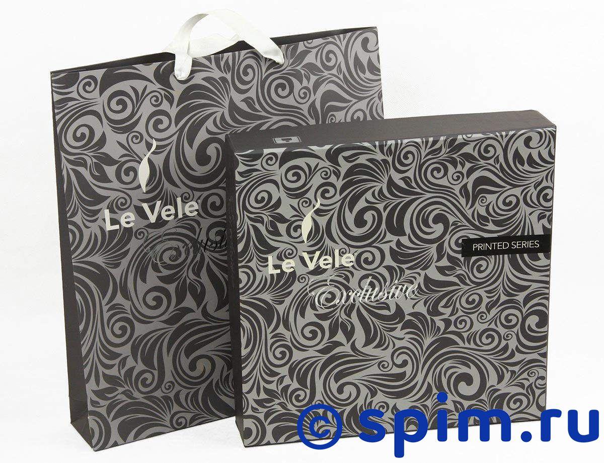 Постельное белье Le Vele (Ле Веле) Heart Beat Black 1_5_bed