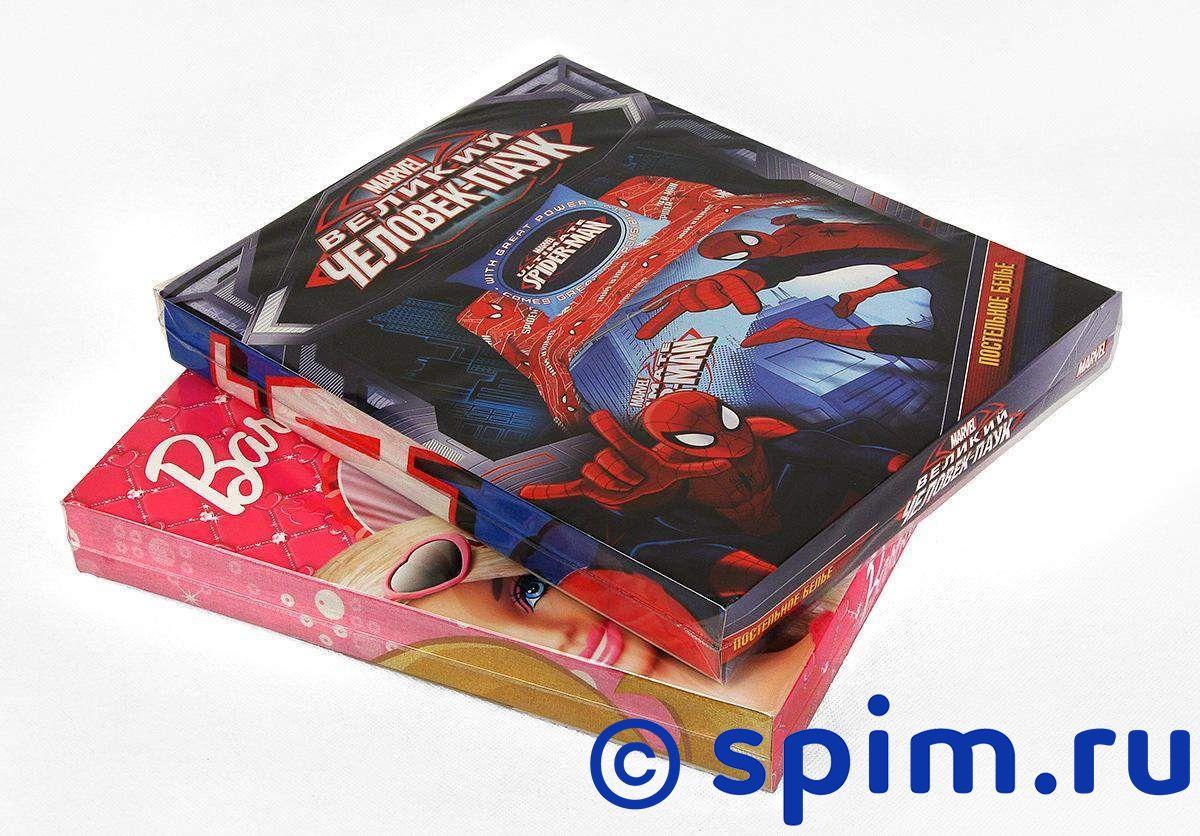 Постельное белье Spiderman 1 Нордтекс от spim.ru