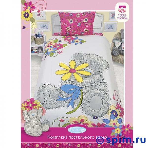 Постельное белье Disney Мишка Teddy с ромашкой от spim.ru