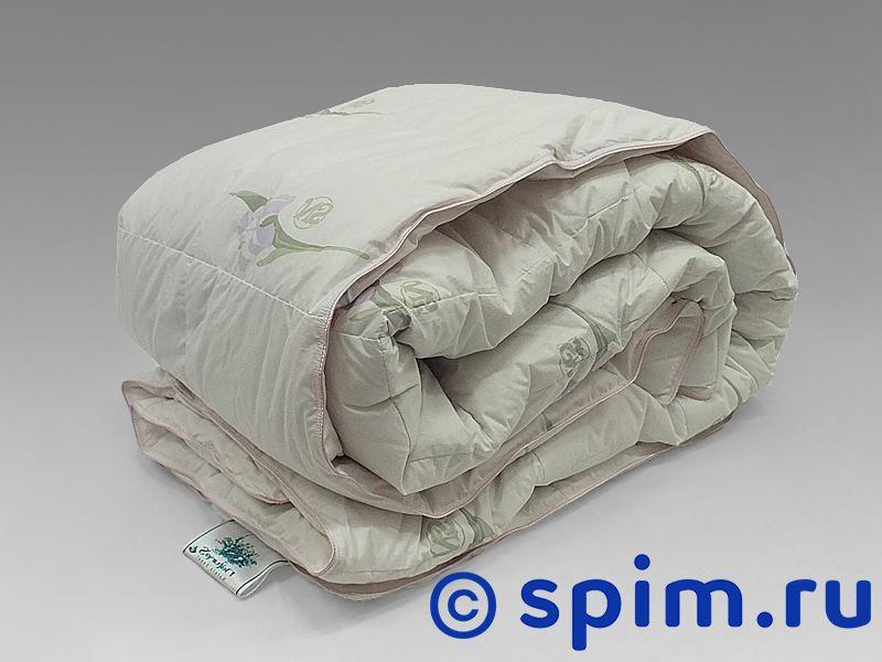 Пуховое одеяло Natures Царственный ирис, всесезонное 200х220 см