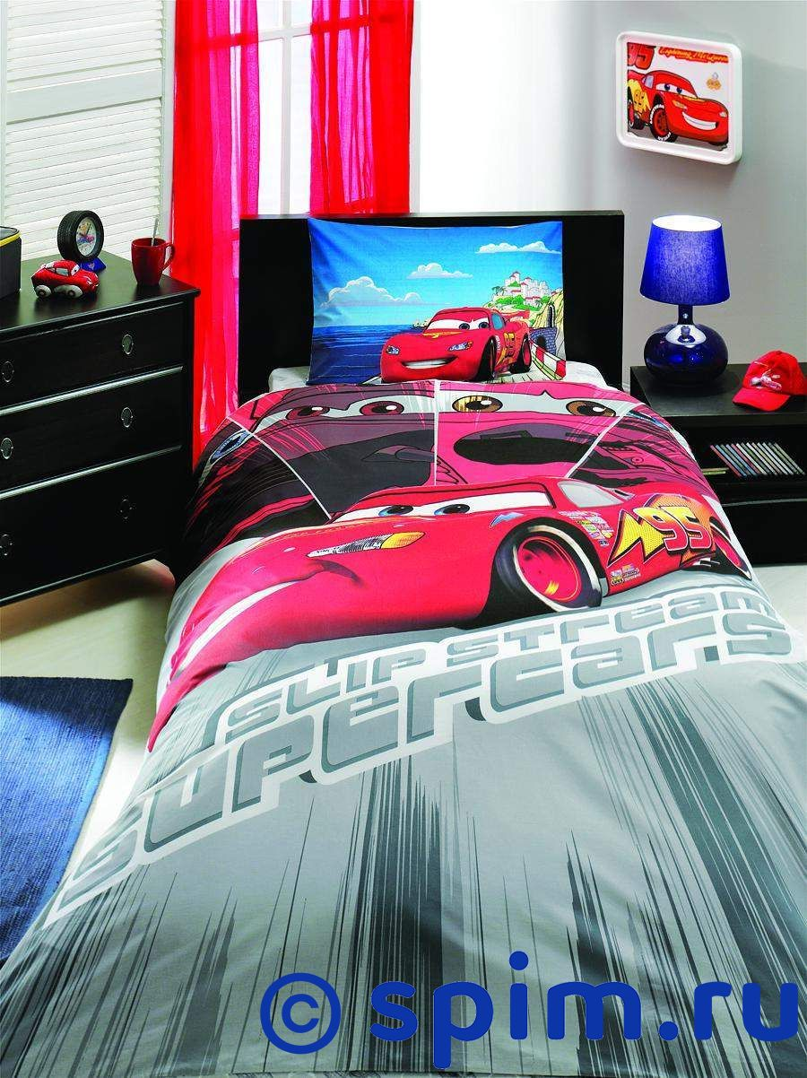 Детское постельное белье TAC Cars Face Movie