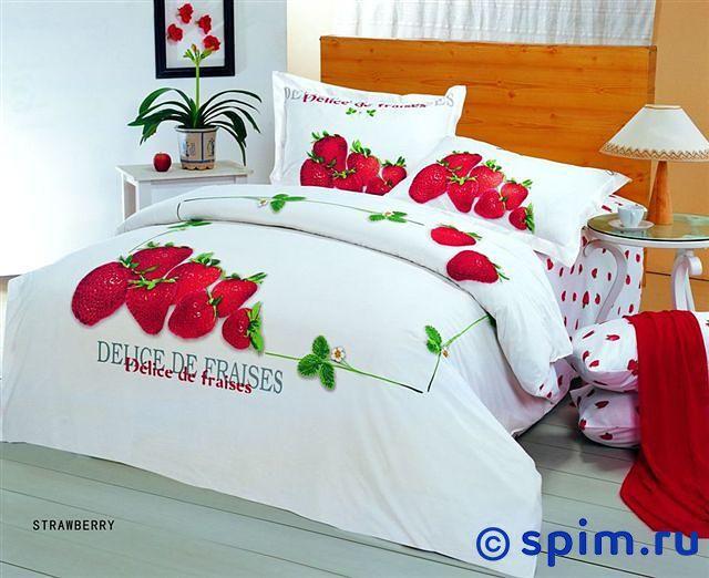Постельное белье Le Vele Strawberry 1.5 спальное