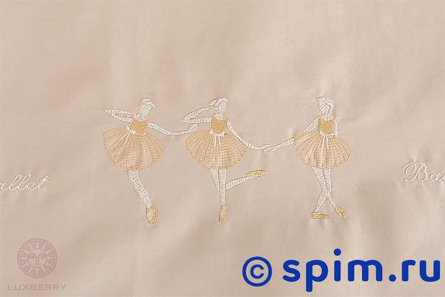 Детский комплект Luxberry Ballet, простыня на резинке от spim.ru